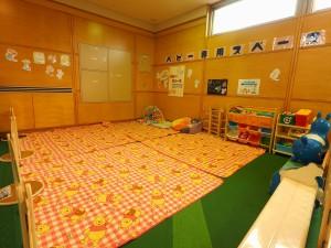 幼児スペース