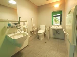 オストメイト・身障者トイレ