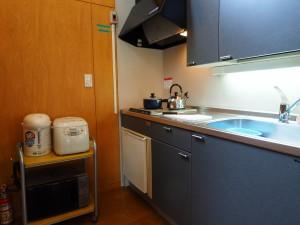 ABCロッジ共通「キッチン」