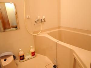 ABロッジ共通「バスルーム」
