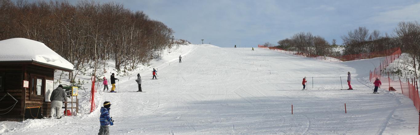 北海道立宗谷ふれあい公園Soya Fureai park. Hokkaido Pref.スキー場親子でスキーの練習にぴったり!ロープトウ完備のスキー場です!